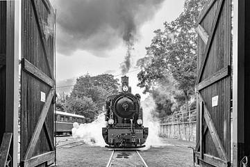 steamtrain van