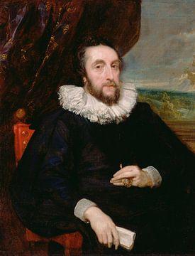 Thomas Howard, second comte d'Arundel, Anthony van Dyck sur