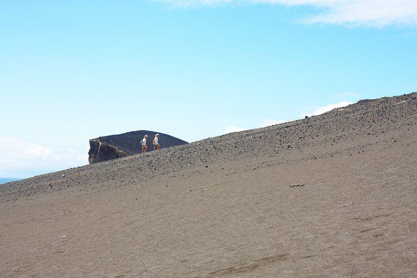 Klettern auf dem Hügel sur Jan Brons