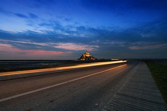 Mont Saint-Michel van Esmeralda holman