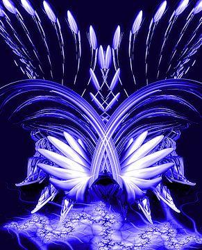 Phoenix Blue van Brian Raggatt