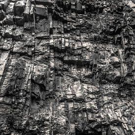 Rotsformatie Basalt van Olivier Photography