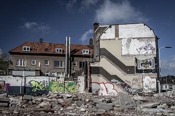 Sloop oude gebouwen van Jasper Scheffers