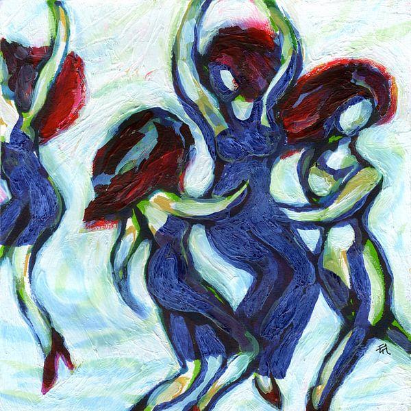 Let's dance! van Eva van den Hamsvoort