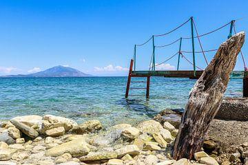 "Samos ""Pappa Beach"" Griekenland van Patrick Löbler"