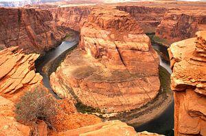 Horseshoe Bend, Arizona van Tineke Visscher