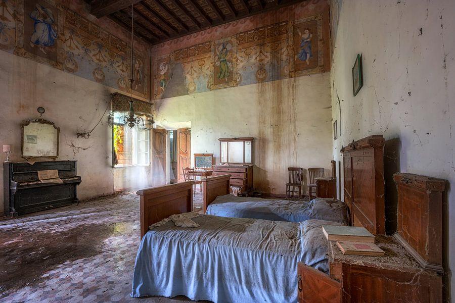 The artists bedroom