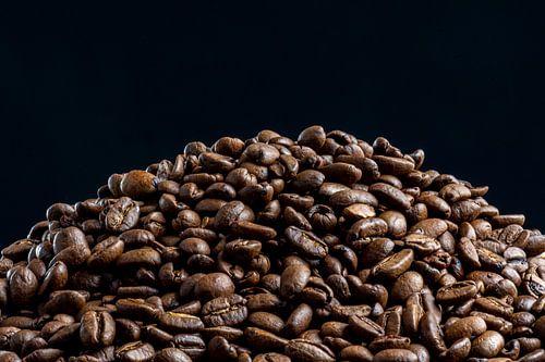 Een berg koffie