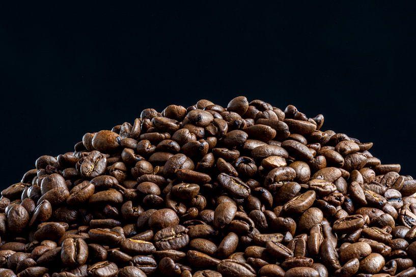 Een berg koffie van Ton de Koning