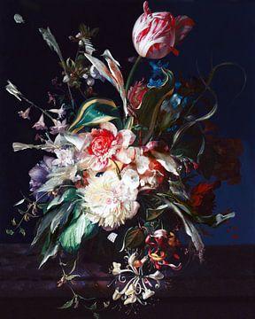 Blumenstillleben von Jacco Hinke
