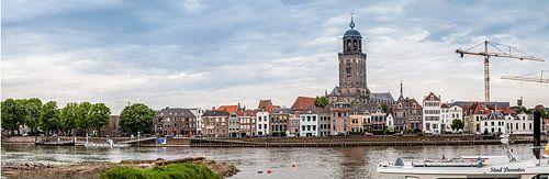 Panorama Deventer von Henk van Essen
