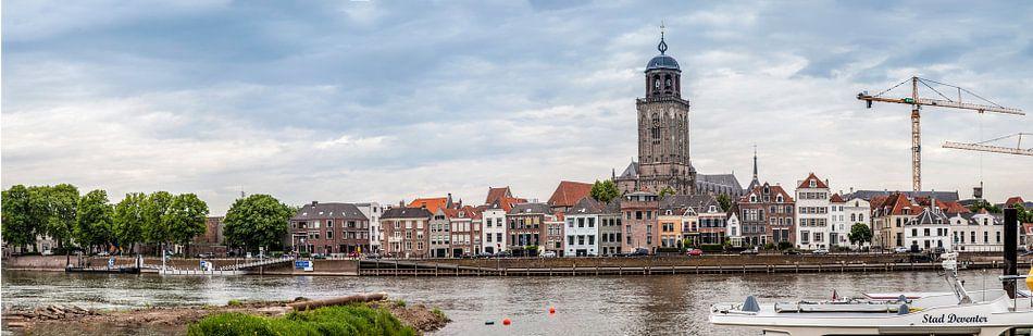 Panorama Deventer van Henk van Essen