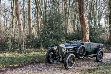 1924 Bentley 3litre speed tourer von Rene Jacobs