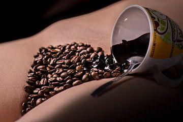 Vloeibare Koffie van Edward Draijer