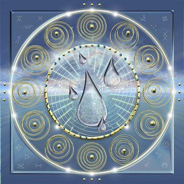 Energiepatroon Pijler van energie, leven, tijd en ruimte