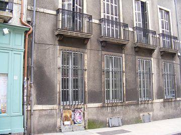 urban jungle Frankrijk van Mirjam van Ginkel