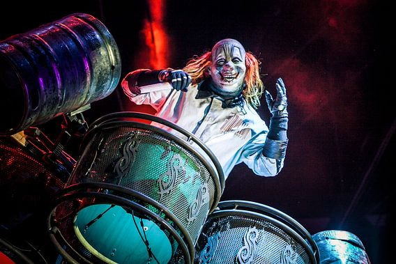Slipknot - Clown van Jonas Demeulemeester