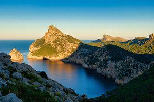 Mirador de Mal Pas - Eiland Mallorca van Andreas Kilian
