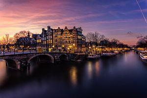 Papiermolensluis Amsterdam van Joram Janssen