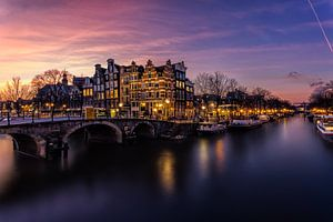 Papiermolensluis Amsterdam van