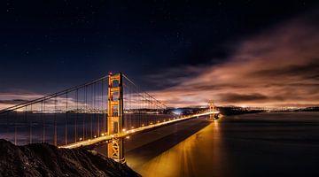 Golden Gate to Stars, Javier de la van 1x