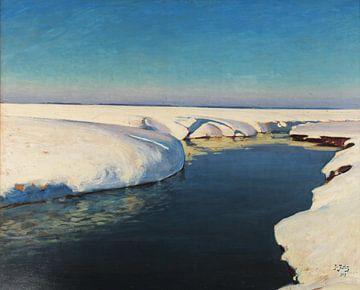 Julian Fałat~Der Schnee
