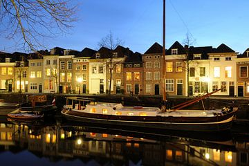 Brede Haven in Den Bosch  sur Merijn van der Vliet