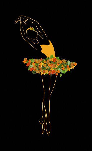 Herbsttanz von Marion Tenbergen