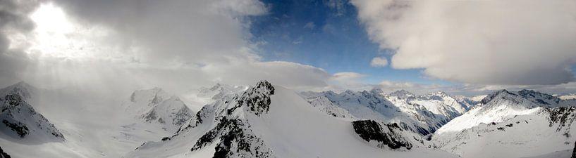 Bergen van Thijs Schouten