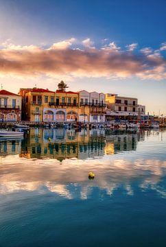 Rethymno, Kreta, Griekenland
