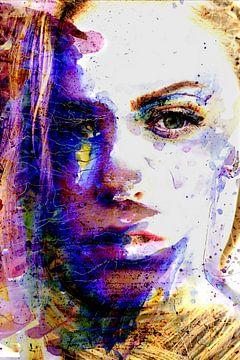 Secret lady van PictureWork - Digital artist