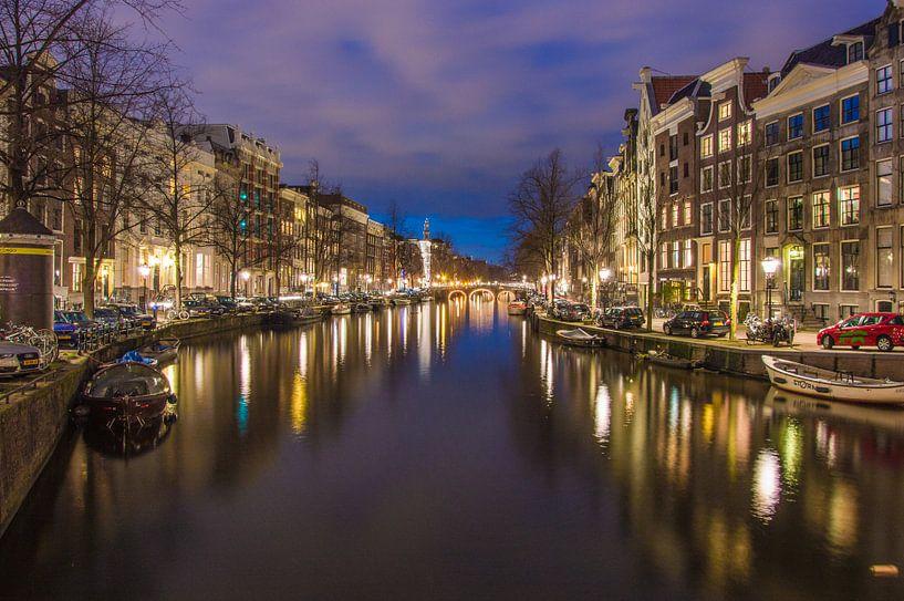 Keizersgracht Amsterdam van Marco Faasse