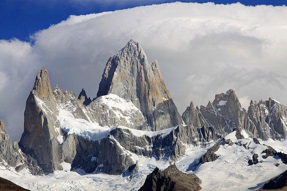 Mount Fitzroy van Antwan Janssen