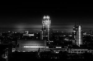 Antwerpen by night van Bjorn Dockx