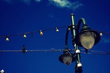 Street Lamp van Francisco de Almeida