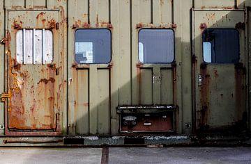 Een container van Petra Brouwer