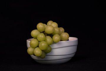 Heerlijke witte druiven van Cilia Brandts