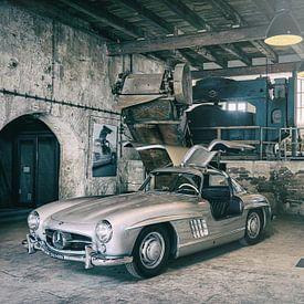 Mercedes SL sur Tilo Grellmann