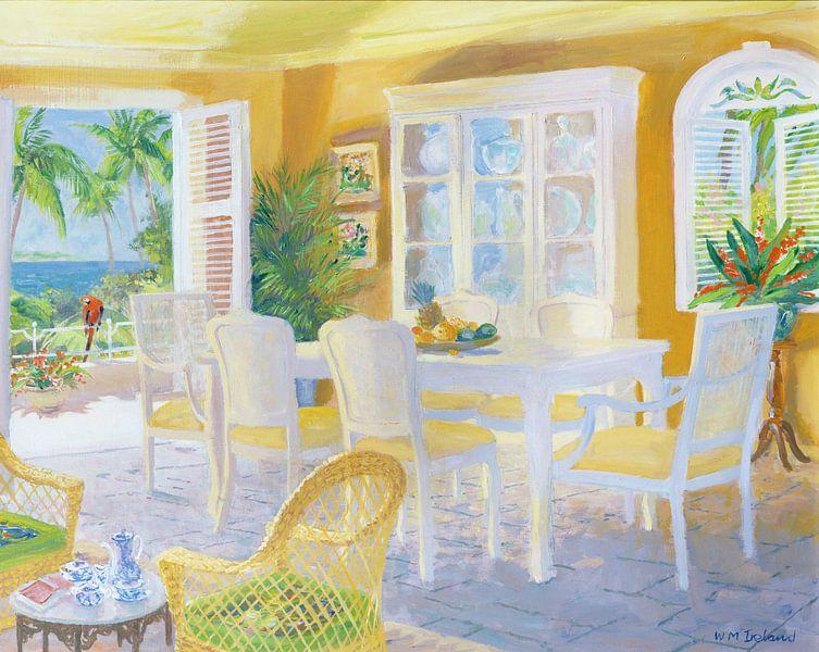 Caribbean Coffee van William Ireland