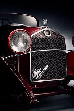 1931 Alfa Romeo 6C 1750 GT Compressore von Thomas Boudewijn
