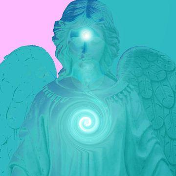 Dein blauer Schutz-Engel van Ramon Labusch
