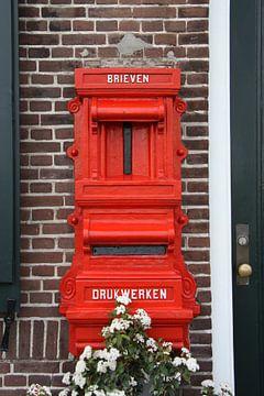 Boîte aux lettres sur Spijks PhotoGraphics