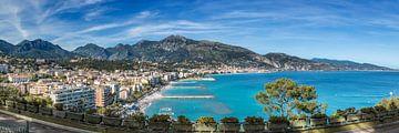 CÔTE D'AZUR Roquebrune | Panorama  von Melanie Viola