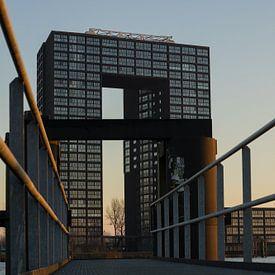 Tasmantoren Groningen van Loes Fotografie