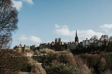 Royal Mile, Edinburgh (Schottland) | Farbenfrohe Reisefotografie von Trix Leeflang