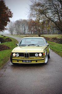 BMW 3.0 CSL e9. Oldtimer / klassieker