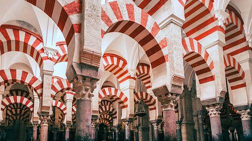 Moskee Spaanse stad Cordoba