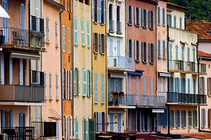Saint-Tropez van