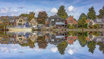 Leben am Wasser von Patrick Herzberg