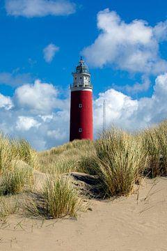 Leuchtturm von Texel von Arjan Boer